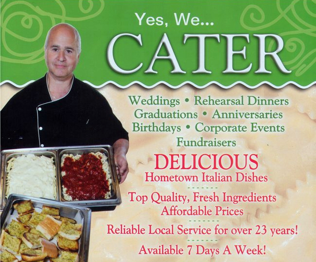 catering in janesville, wi